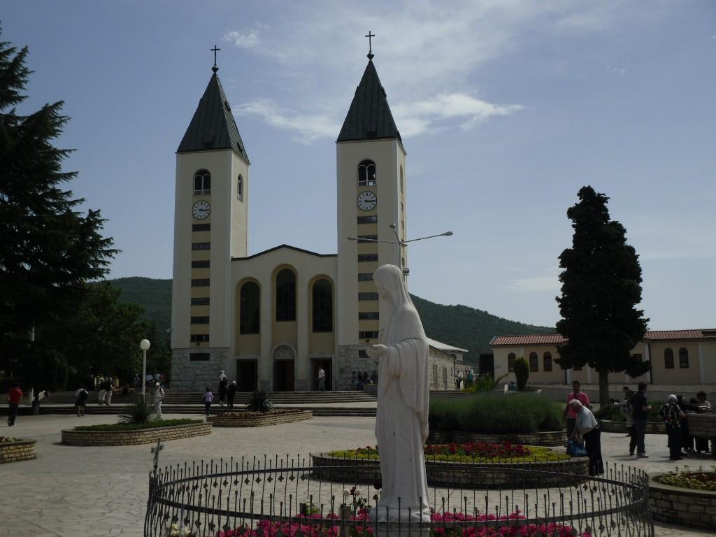 Medugorje kerk