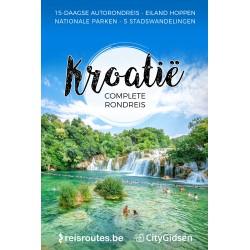 kroatie rondreis pdf
