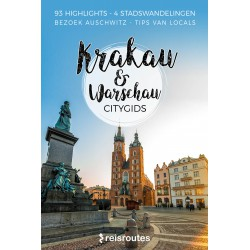 krakau en warschau citygids pdf