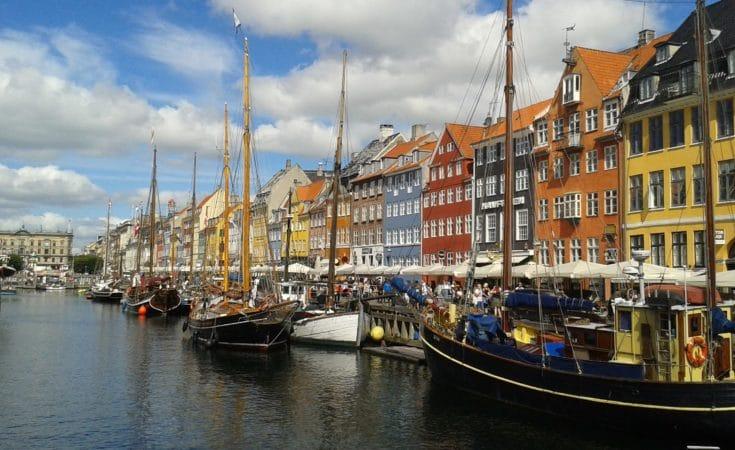 Kopenhagen bike tour