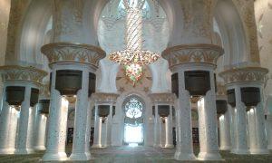 sjeil zayed moskee