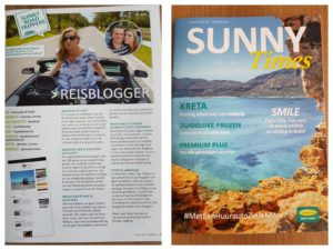 Sunny times magazine