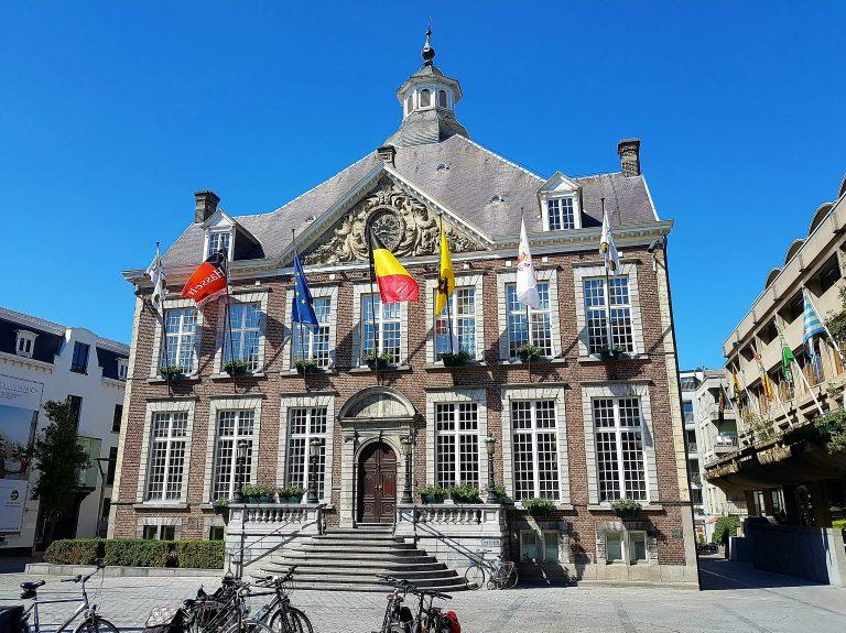hasselt stadhuis