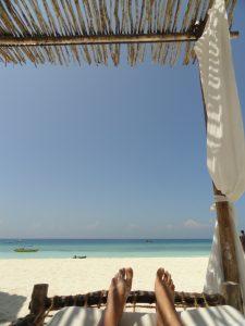 vakantie in Afrika