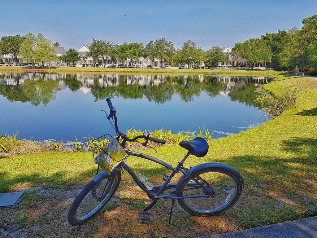 Bike tour Celebration