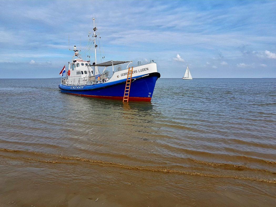 Reddingsboot Gebroeders Luden