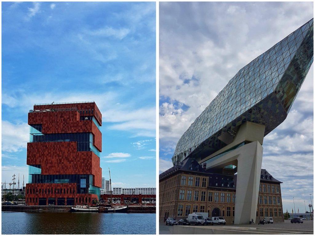 MAS en het havengebouw
