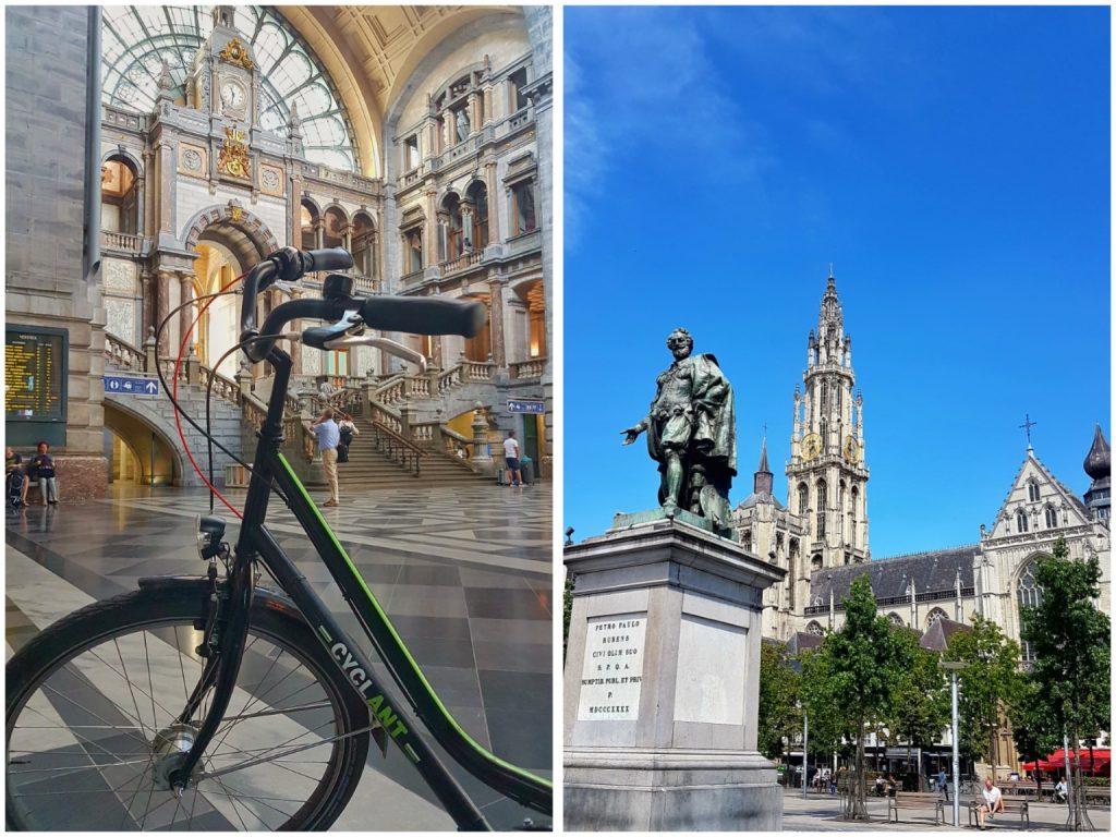 Bike tour Antwerpen