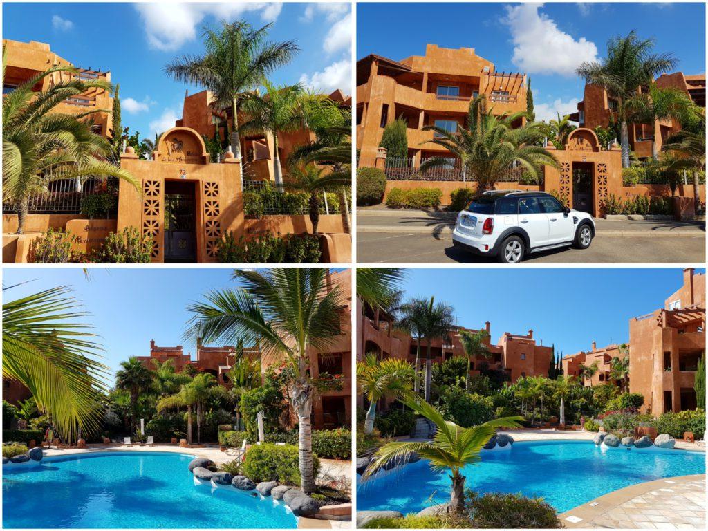 Bencomo complex Palm Mar