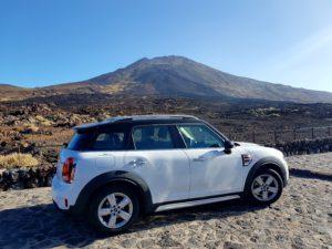 road trip in Tenerife