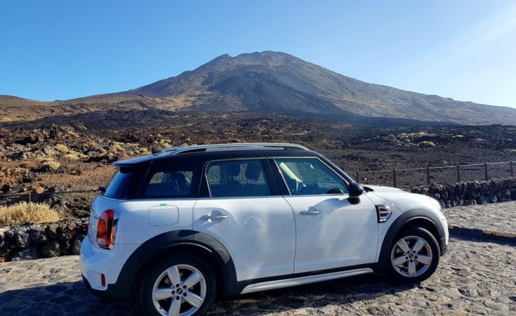 road trip in Tenerife