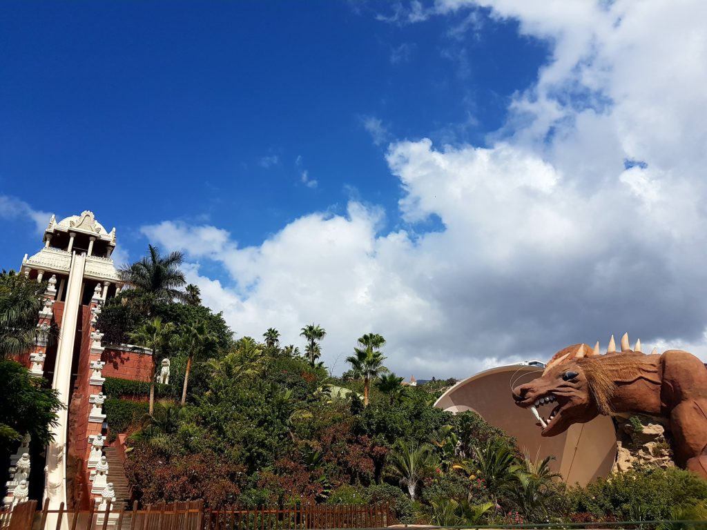 The Dragon Siam Park