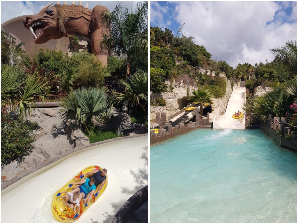 Siam park water kingdom