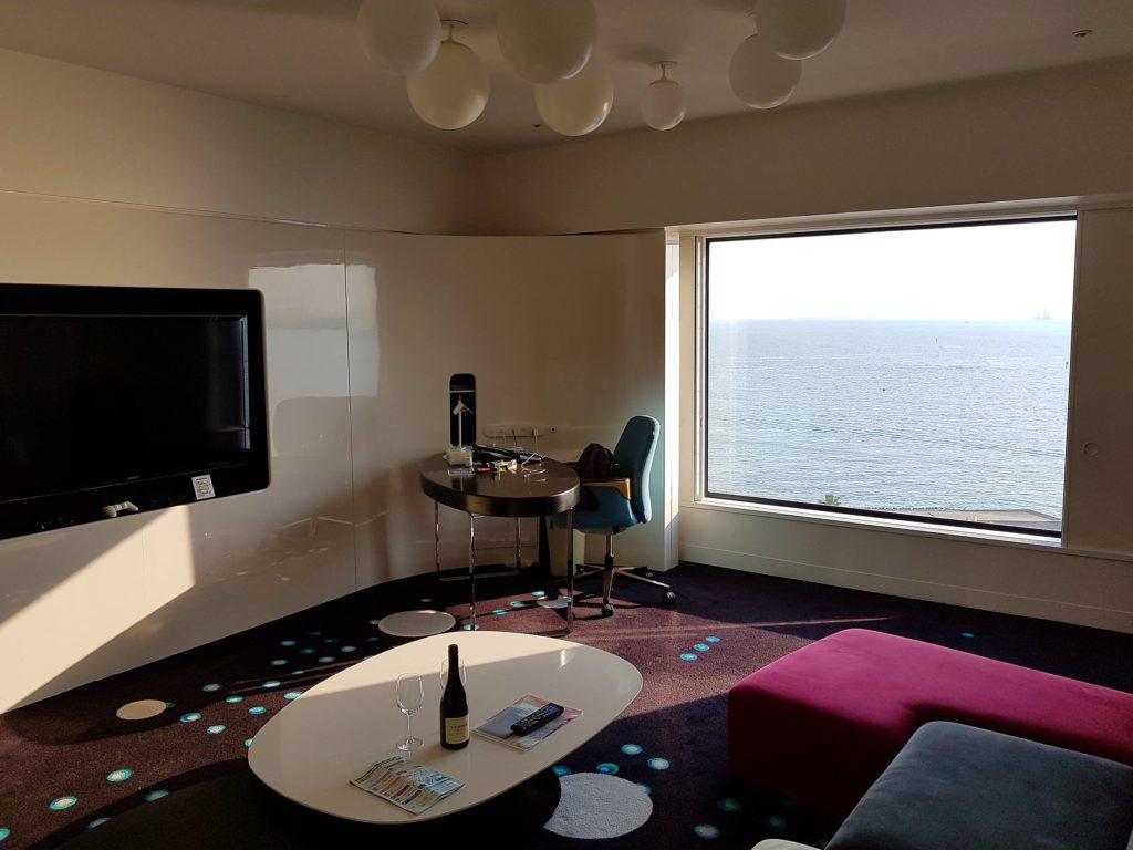 Woonkamer Celebrio suite