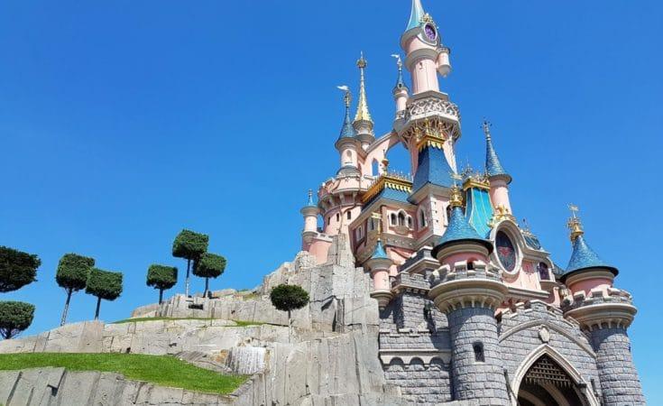 Disneyland Parijs voor koppels