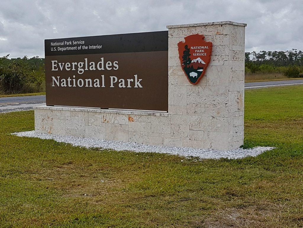 Everglades sign