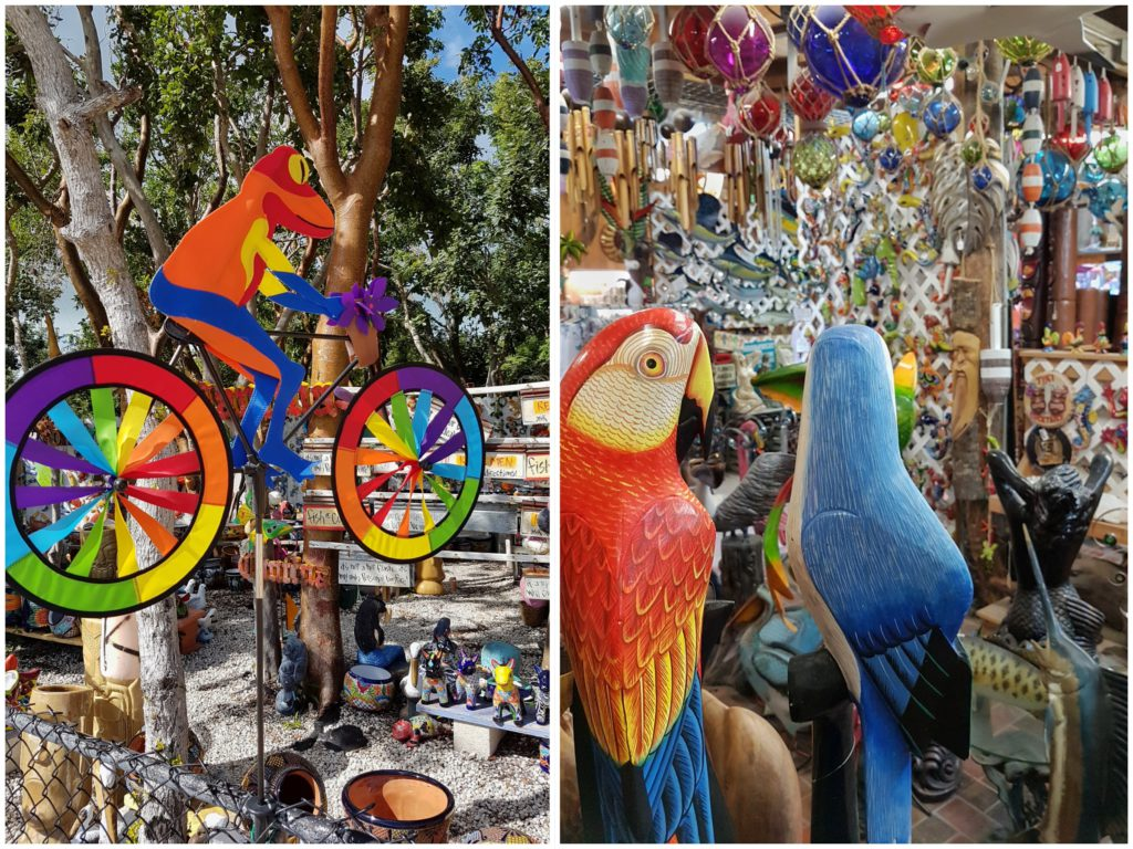 Islamorada gift shop