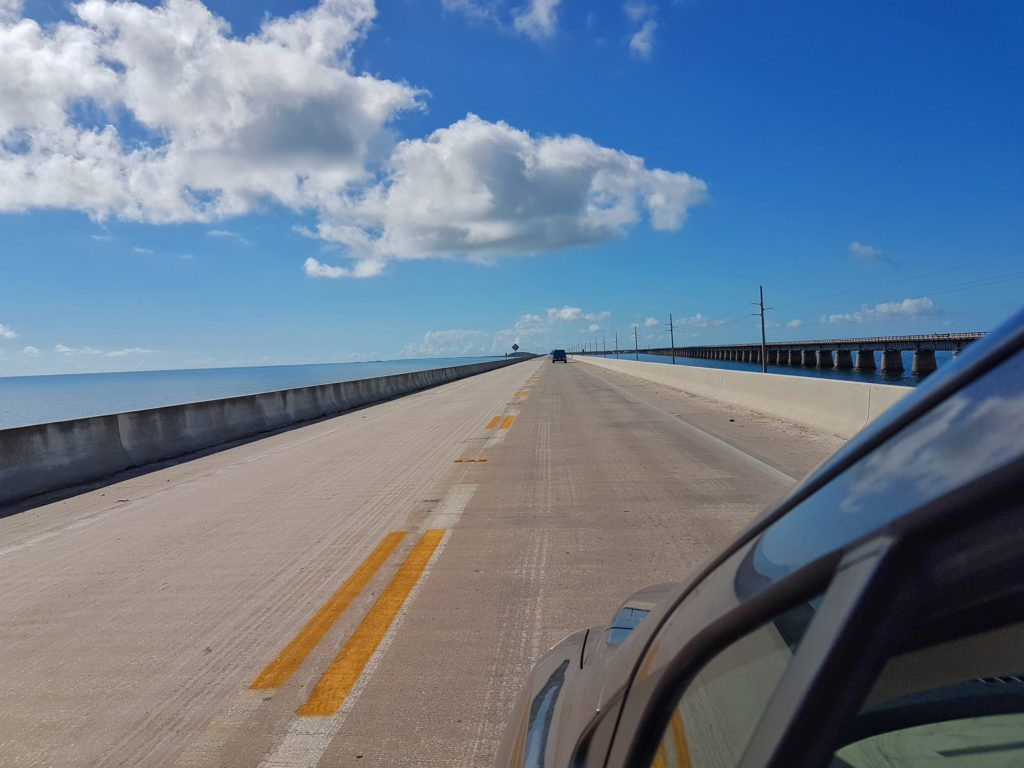 overseas highway US 1