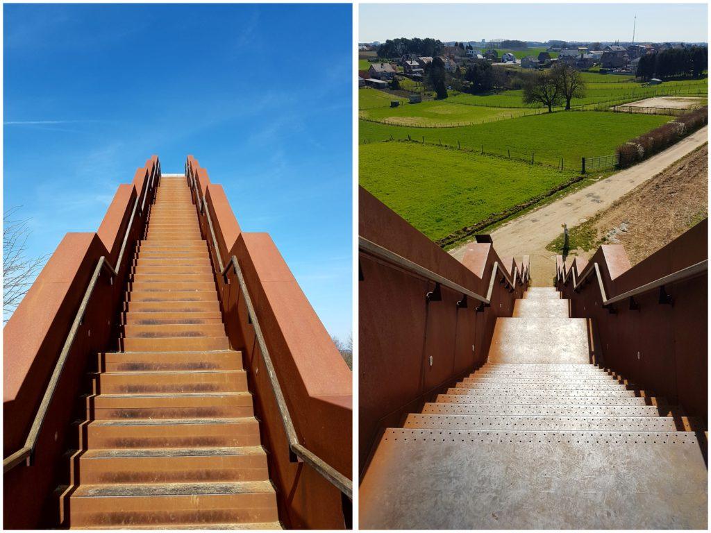 vlooybergtoren trappen