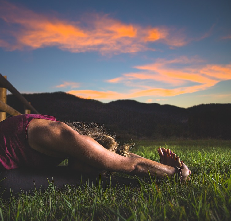 yoga op reis