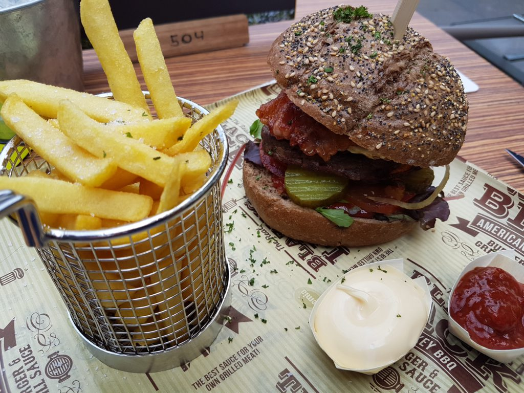 Steinerbos burger