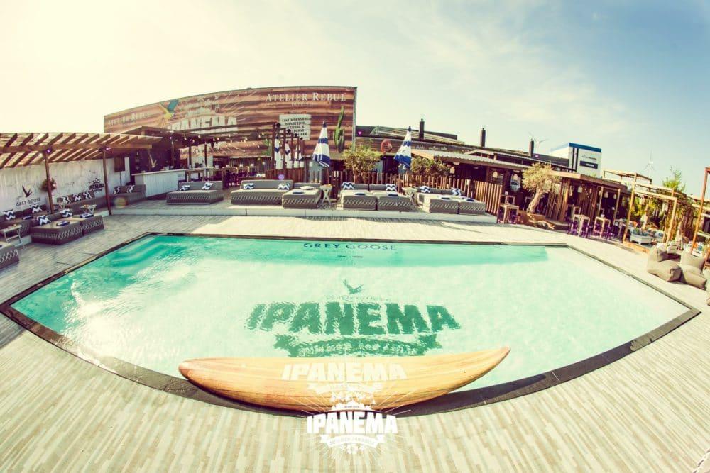 zomerbars ipanema