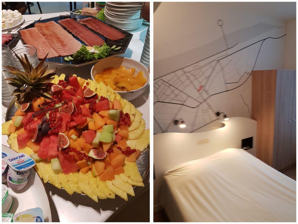 alfa in hotel