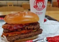 bacon burger battle