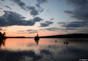 Kano tocht in Zweden