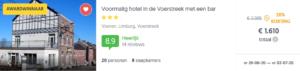 vakantiehuis in Voeren