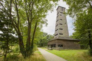 uitkijktoren as