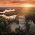 uitkijktoren sahara lommel