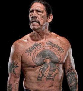 danny trejo tattoodo