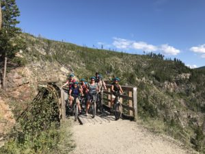 fietsen in west canada