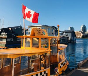 watertaxi in vancouver