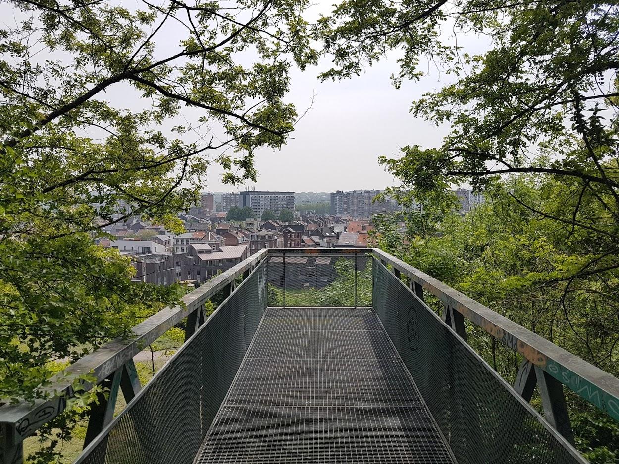wandeling luik citadelle