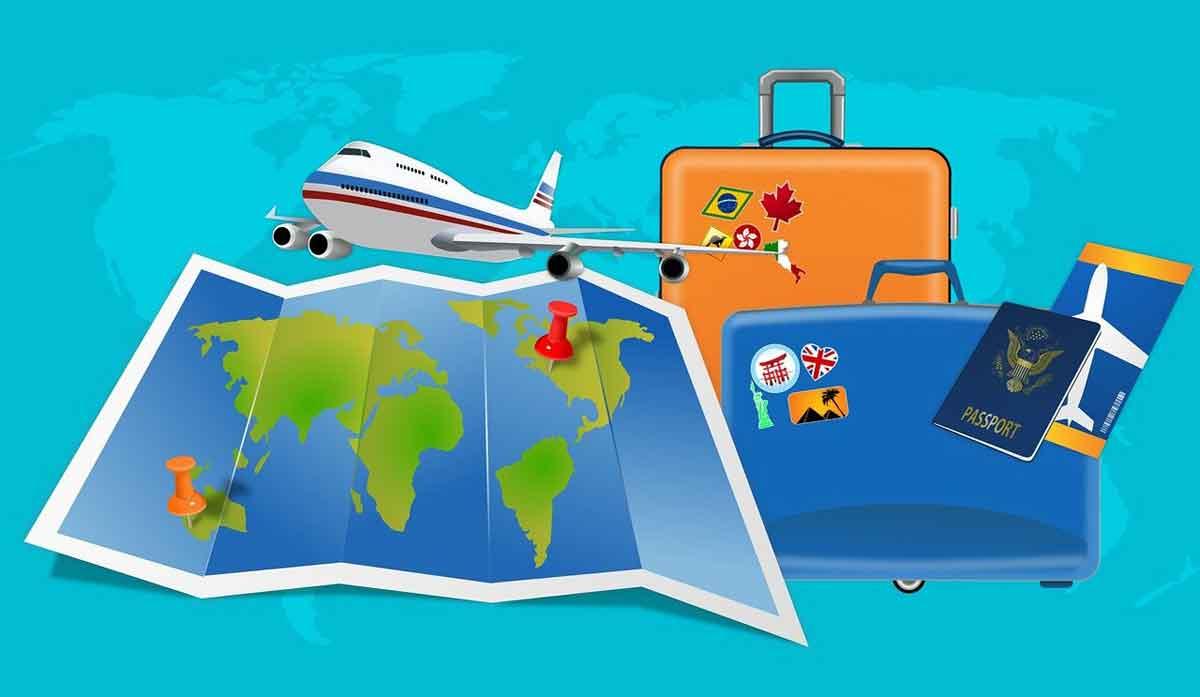 handige inpaklijst visum