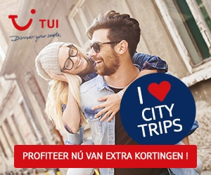 TUI citytrips banner