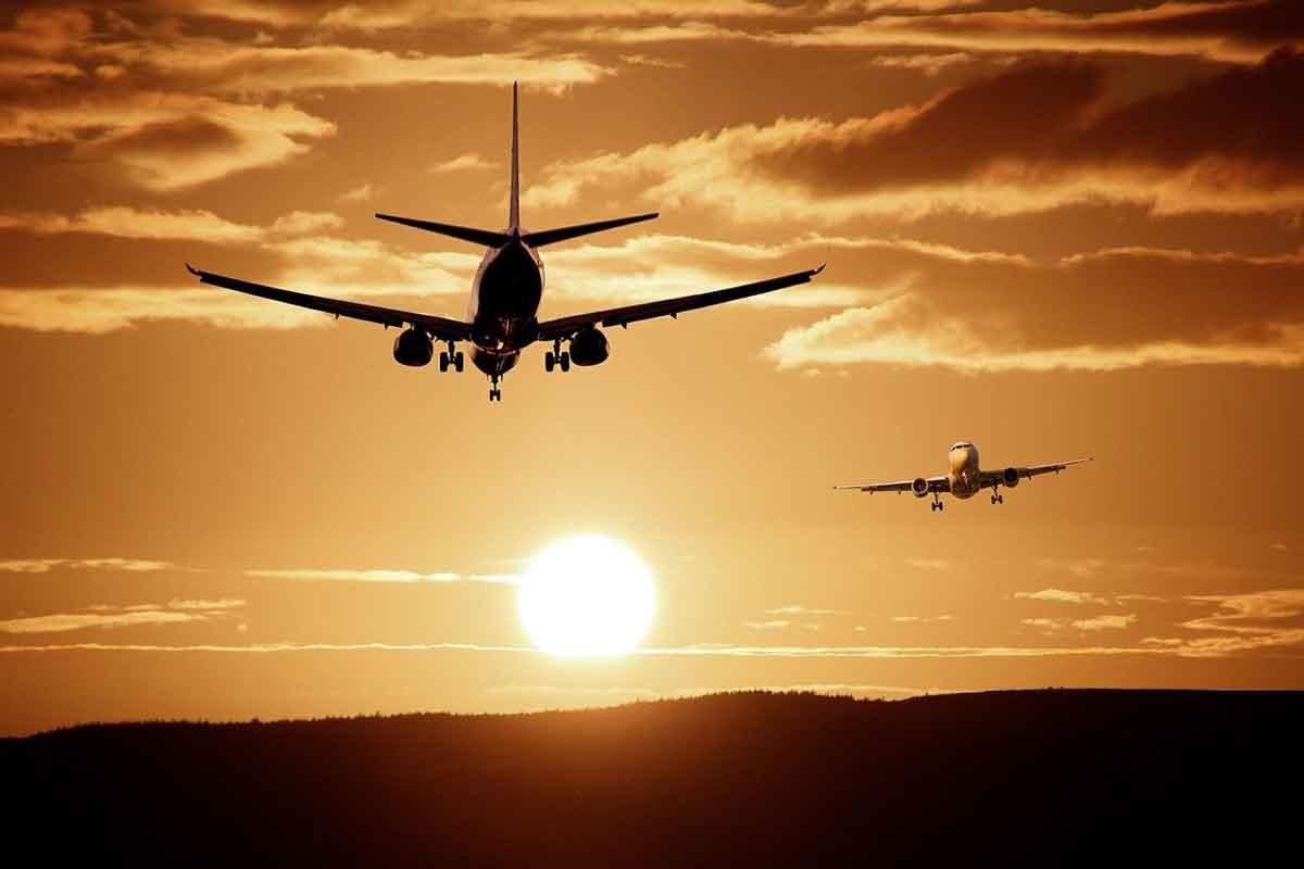 eerste vliegvakantie na de coronacrisis