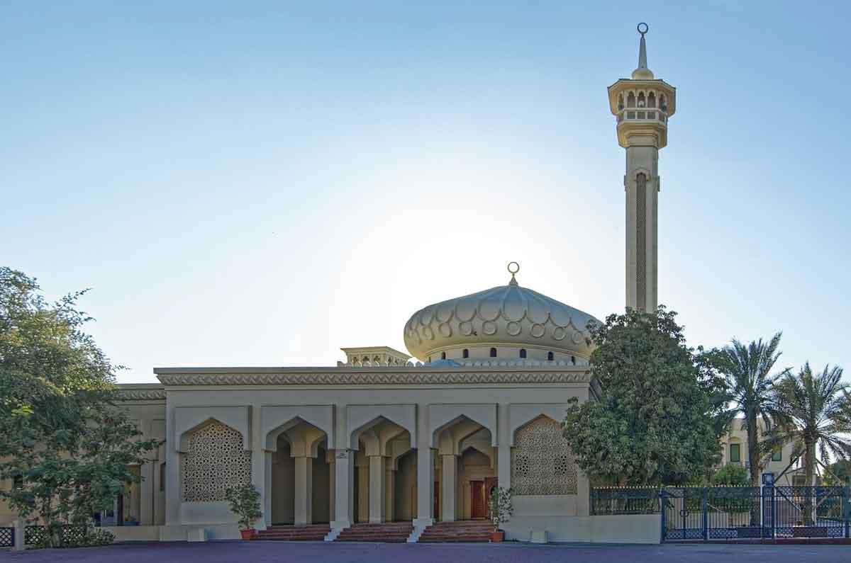 historische wijk Dubai