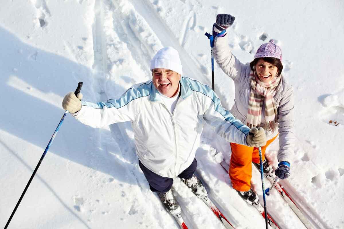 goede reisverzekering voor wintersport