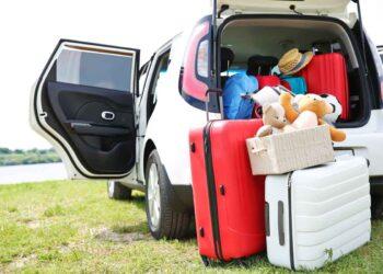 auto handig inpakken