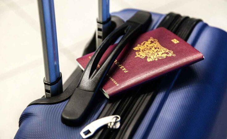 koffer niet ontbreken