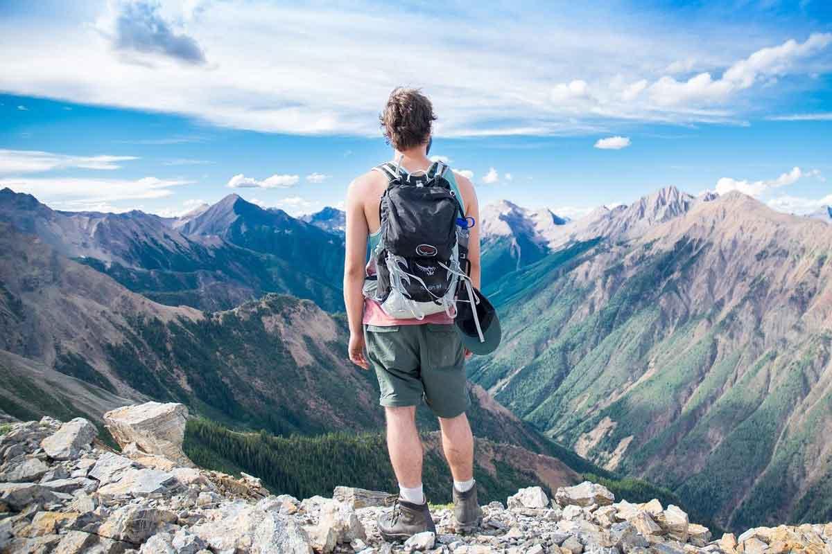 verzorging tijdens een avontuurlijke reis