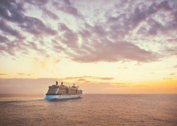 alleen reizen op zee