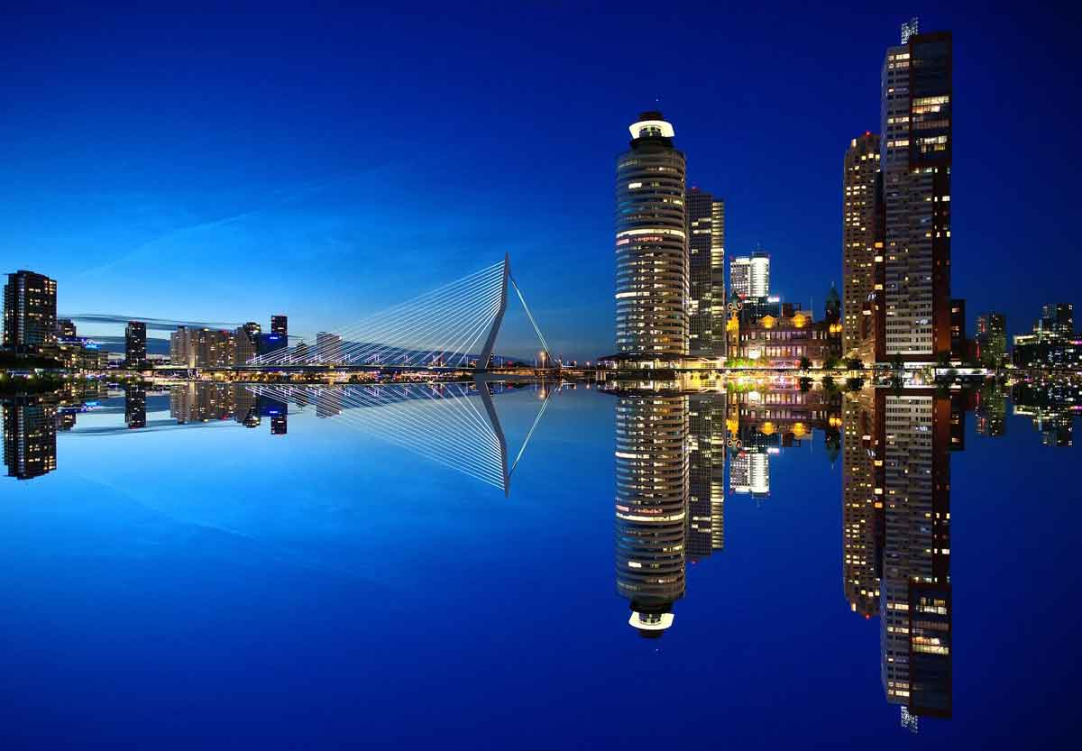 winkelstad Rotterdam
