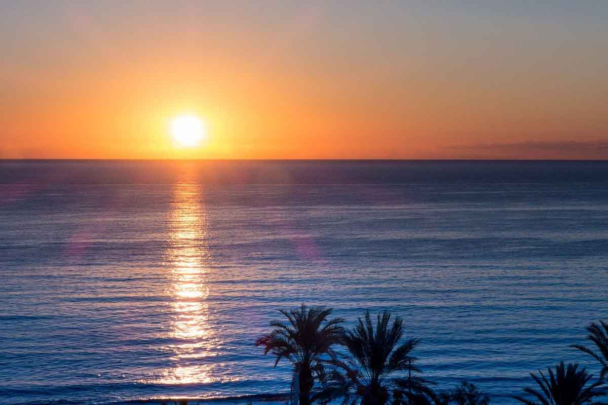 Mallorca zonsopkomst