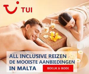 TUI all inclusive banner