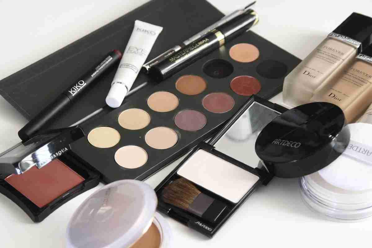 dagelijkse make up